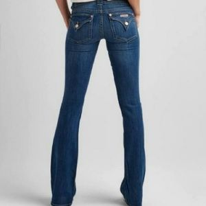 💖 NWT Hudson Signature Bootcut Jeans size 31